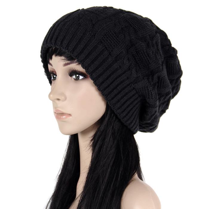 2015 NEW Sweater Fashion Hats For Women Design Caps Women Winter Hat Knitted Chapeu Feminino Twist Pattern free shiping BB0025(China (Mainland))
