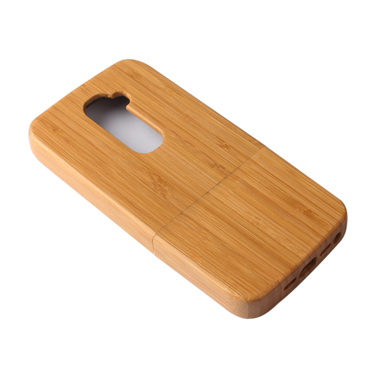 Newest! Phone Cases LG G2 Wood Case Optimus D802 Genuine Bamboo Cover Luxury Wooden Back Cute Covers - Protected Mode store