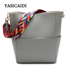 Buy Luxury Handbags Women Bags Designer Brand Famous Shoulder Bag Female Vintage Satchel Bag Pu Leather Gray Crossbody Shoulder Bags for $15.88 in AliExpress store