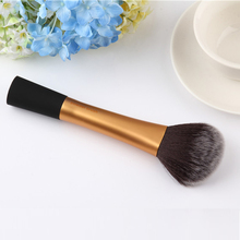 High Quality Real RT 01401 1PCS Gold Aluminum Tubes Brushes with Original Retail Box Makeup Powder Brush Cosmetics Tools