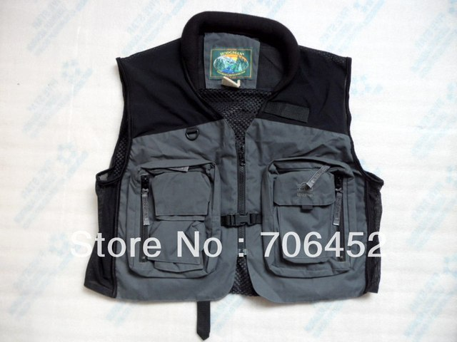 Hodman fly fishing vest, fishing jackets ,fishing vest+free shipping