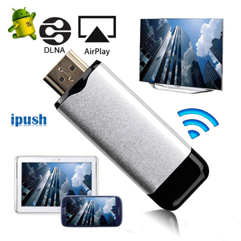 TV Stick HDMI 1080P Excelvan DLNA WiFi TV Stick IOS /android CC0001201 pvt 898 5g 2 4g car wifi display dongle receiver airplay mirroring miracast dlna airsharing full hd 1080p hdmi tv sticks 3251