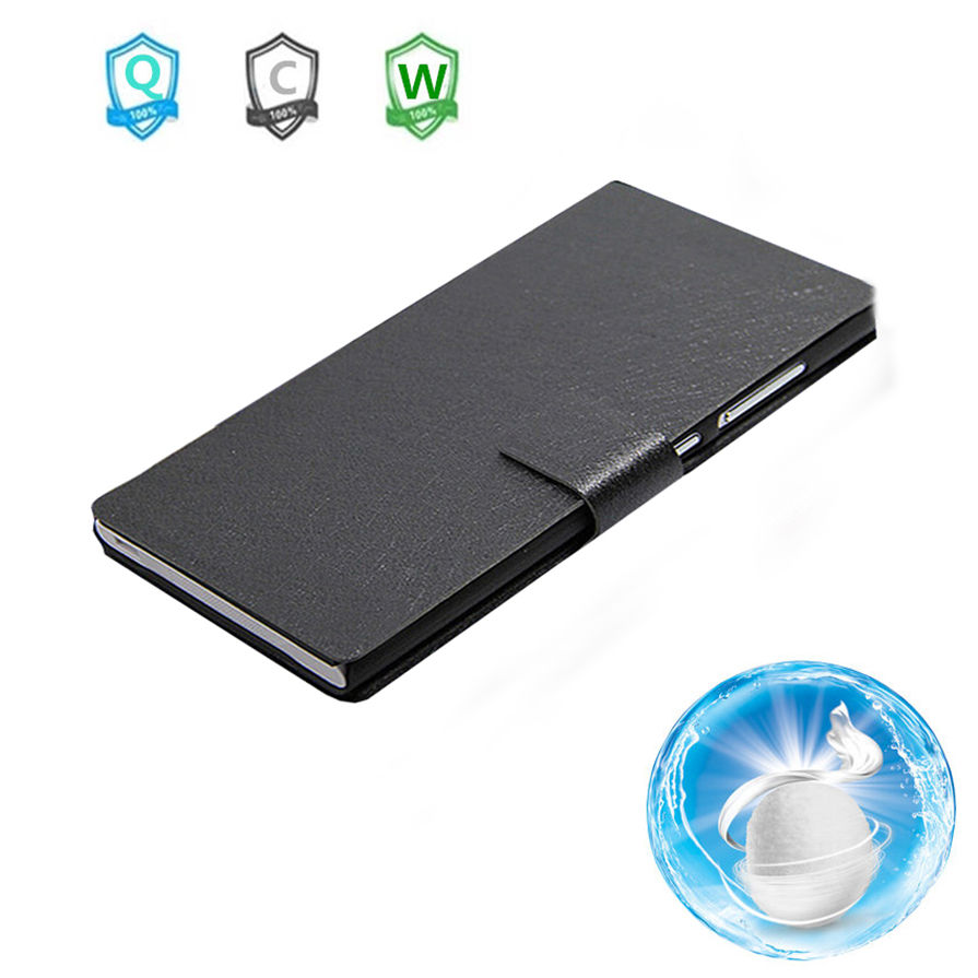 New Fashion Ultra Thin Flip Leather Skin Phone Case For BlackBerry Classic Q20 Cover With Card Slot And Inner Back Shell(China (Mainland))
