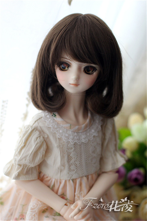 Selling of pear flower curl BJD wig 1/3 1/4<br><br>Aliexpress