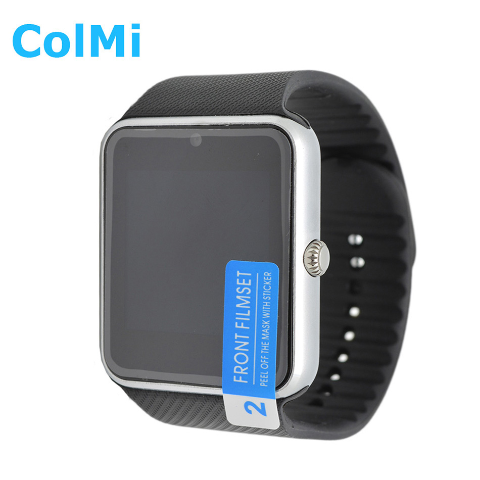 Smart Watch GT08 Clock Sync Notifier With Sim Card Bluetooth Connectivity iphone Android Phone Smartwatch Looks Like Apple Watch(China (Mainland))
