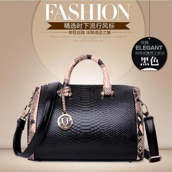 2015 designer handbags high quality Fashion red famous brands women leather Handbag bolsa desigual sac ladies tote shoulder bags