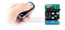 HOMSECUR Sans Fil Télécommande Interrupteur À Distance Pour Porte Système de Contrôle D'accès de Serrure(China (Mainland))