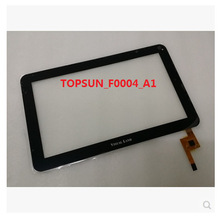 New 10.1 inch VISUAL LAND tablet capacitive touch screen TOPSUN_F0004_A1 free shipping
