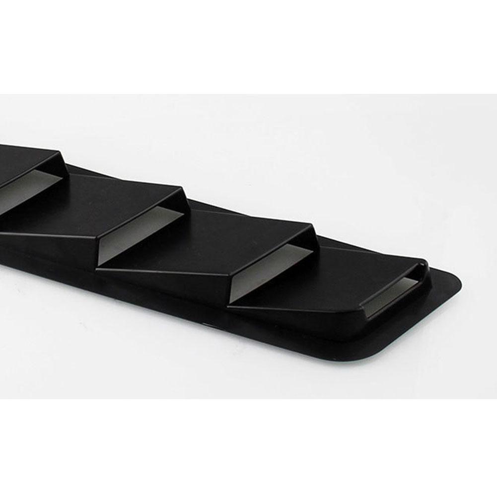1 пара матовый черный комплект отделки автомобиля аксессуары капот вытяжки aeProduct.getSubject()
