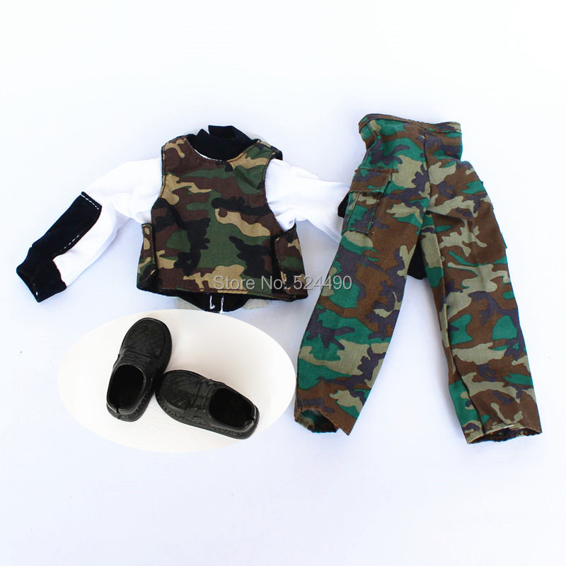 Aliexpress.com : Buy Clothing Set + Shoes / Army Style Men ...