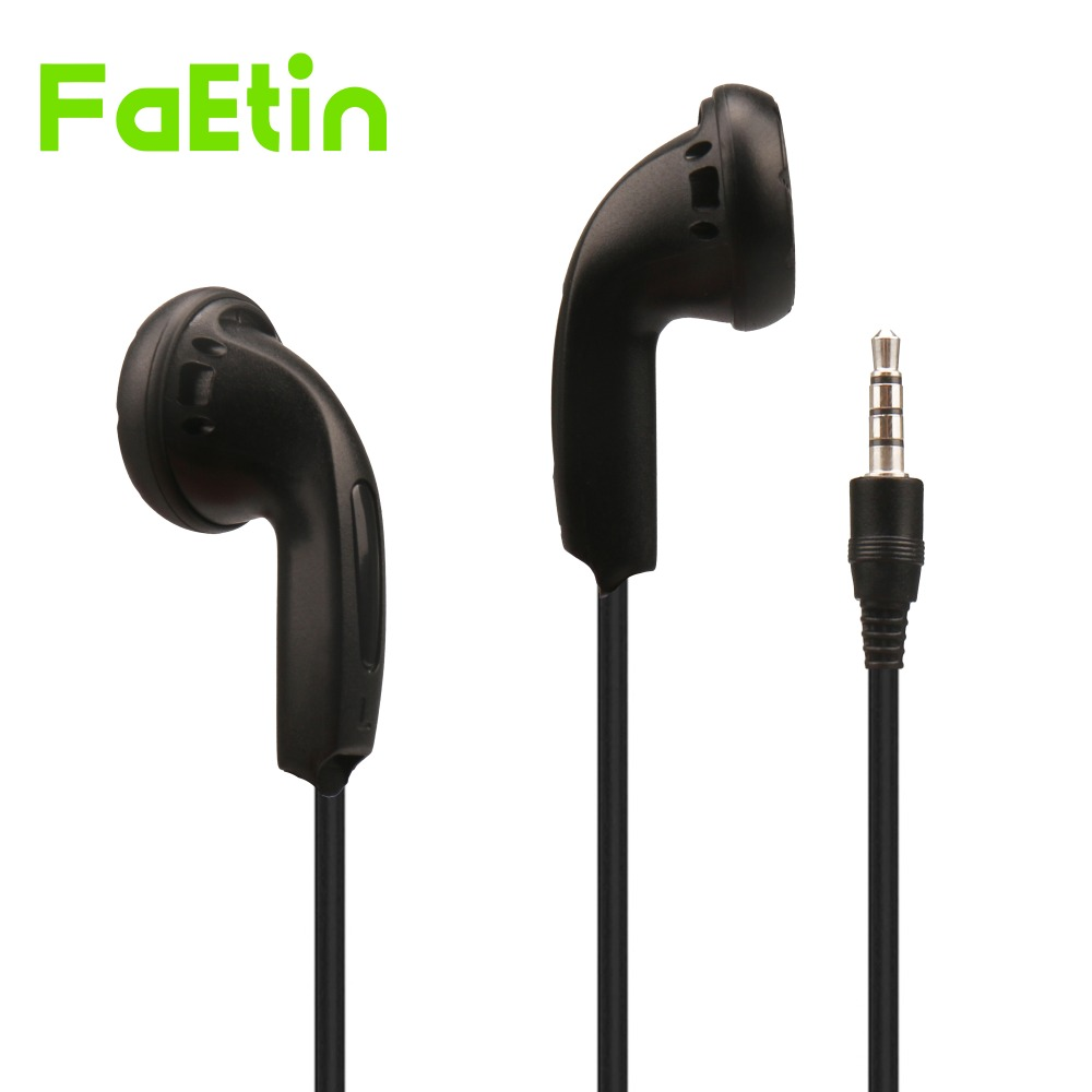 Cheap Packaged for sale Earphones for mobile phone laptop Original Stereo Earphones for mp3 3.5mm Earbuds Wholesale 10pcs PHR-33(China (Mainland))
