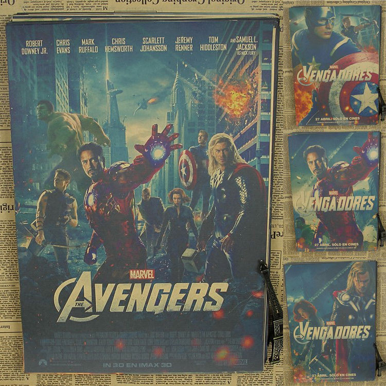 Compare prices on avengers 2 poster online shopping buy for Avengers mural poster