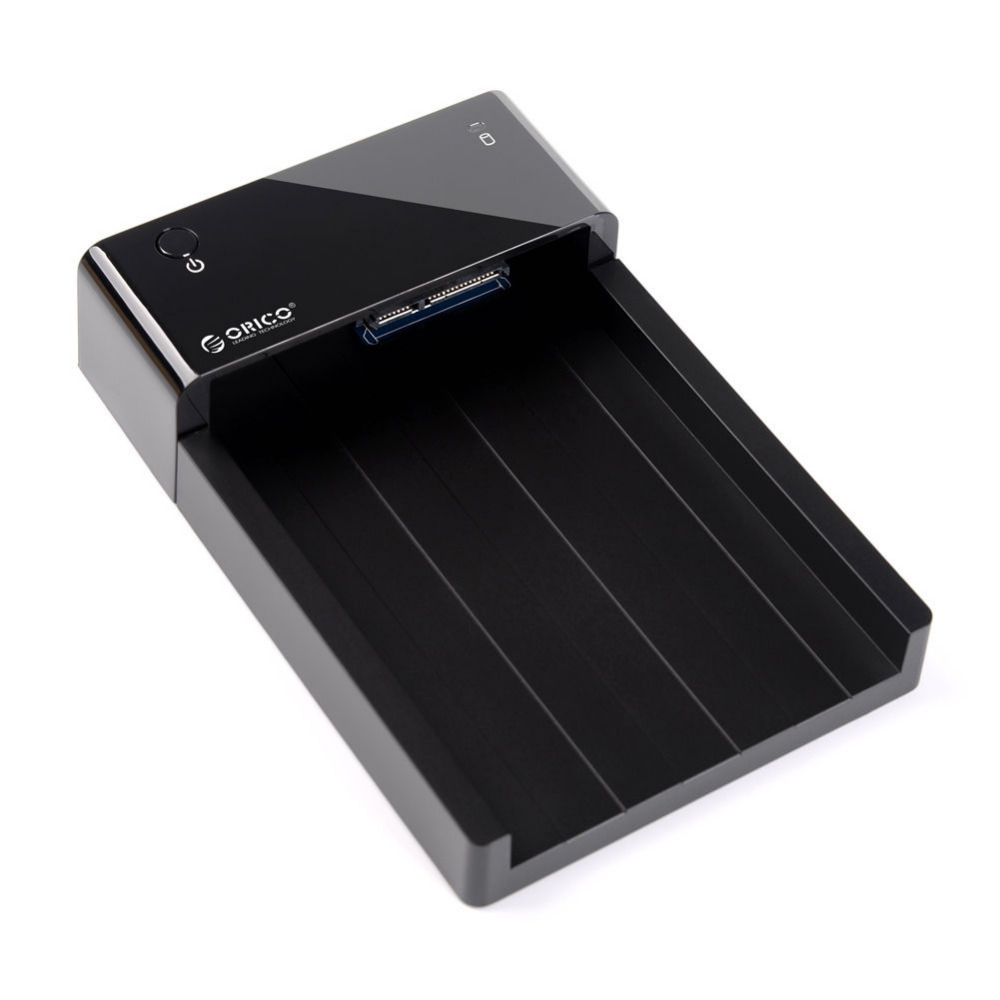 ORICO 6518S3 USB 3.0 Sata 3.0 Hdd External Enclosure And Docking Station 2.5 Hdd Enclosure(China (Mainland))