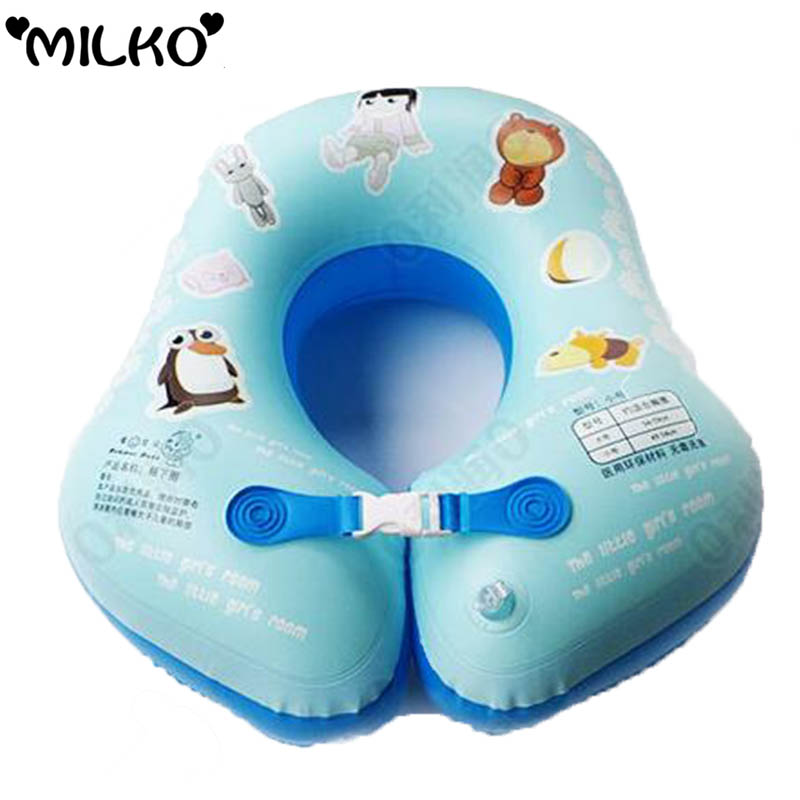 Baby Arm Ring Floating Inflatable Safety PVC Swimming Pool Ring Kid Swim Trainer Accessories Portable Swim Train Water Sport(China (Mainland))