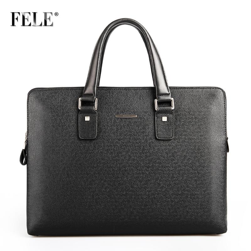 Fele 2013 vintage casual business man bag handbag fashion male briefcase 3955<br><br>Aliexpress