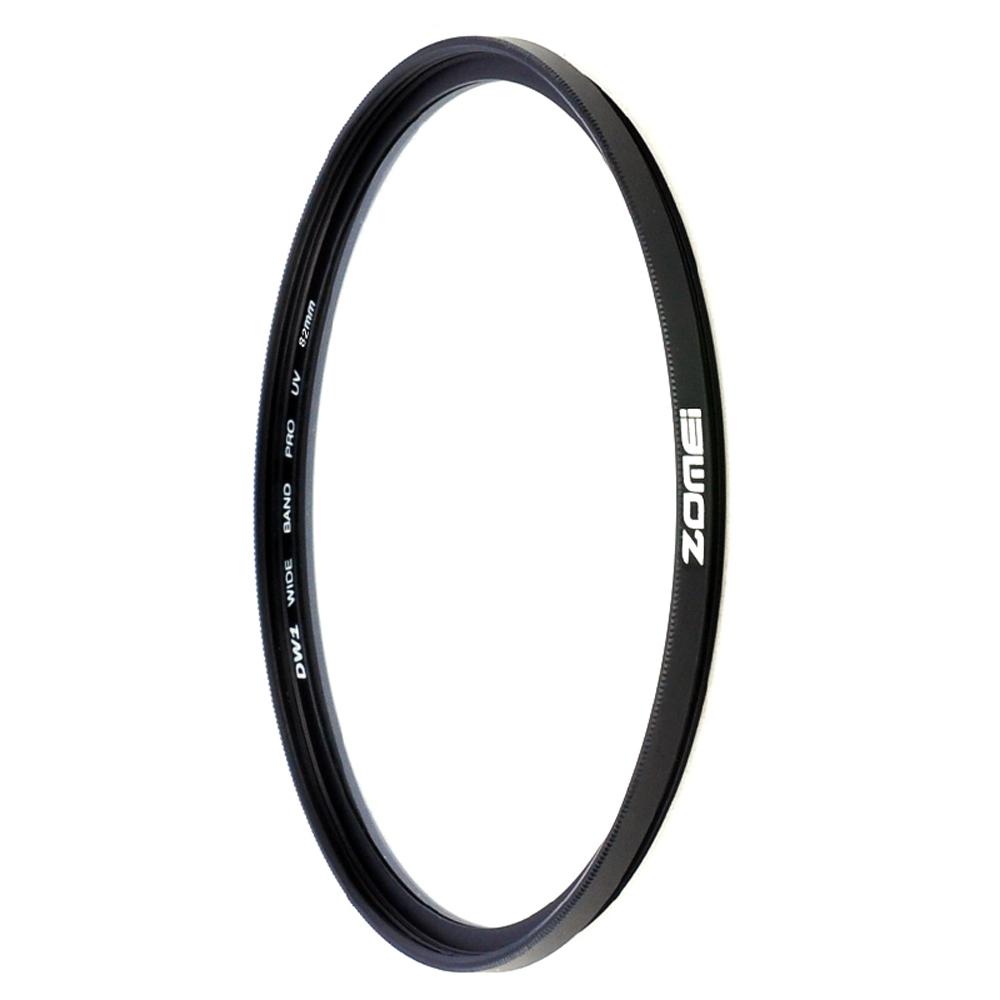 Zomei 82mm Ultra Slim UV Filter AGC Optical Glass UV Ultra Violet Lens Filter(China (Mainland))