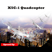 Buy Drone optional HD Camera X5C-1 RC Helicopter Quadrocopter Remote Control Toys Professional 4CH Quadcopter VS x5c x5 FSWB for $35.80 in AliExpress store