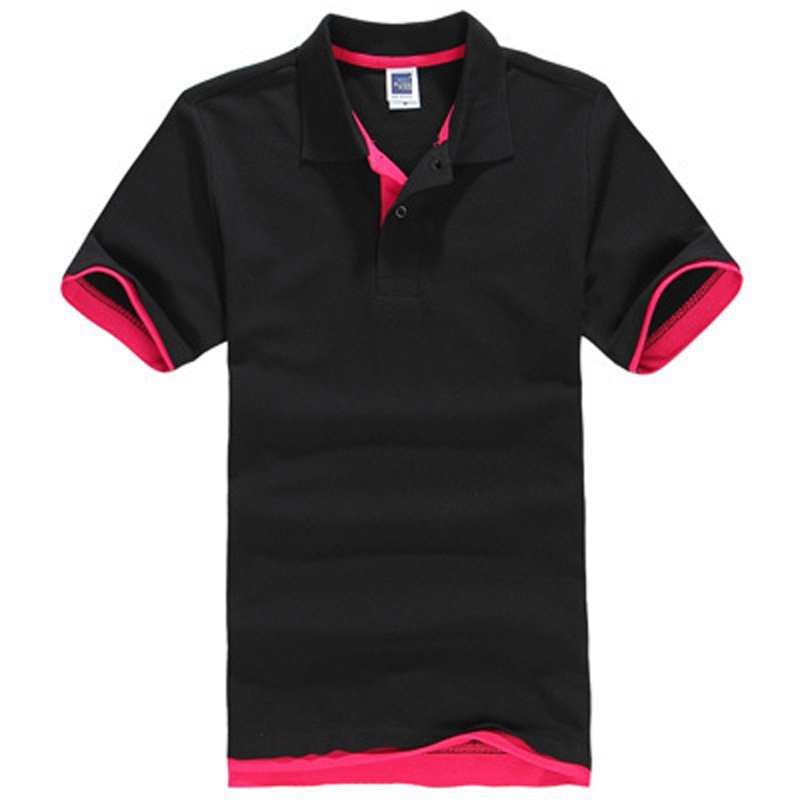 New brand men 39 s polo shirt for men polos men cotton short for Mens xs golf shirts