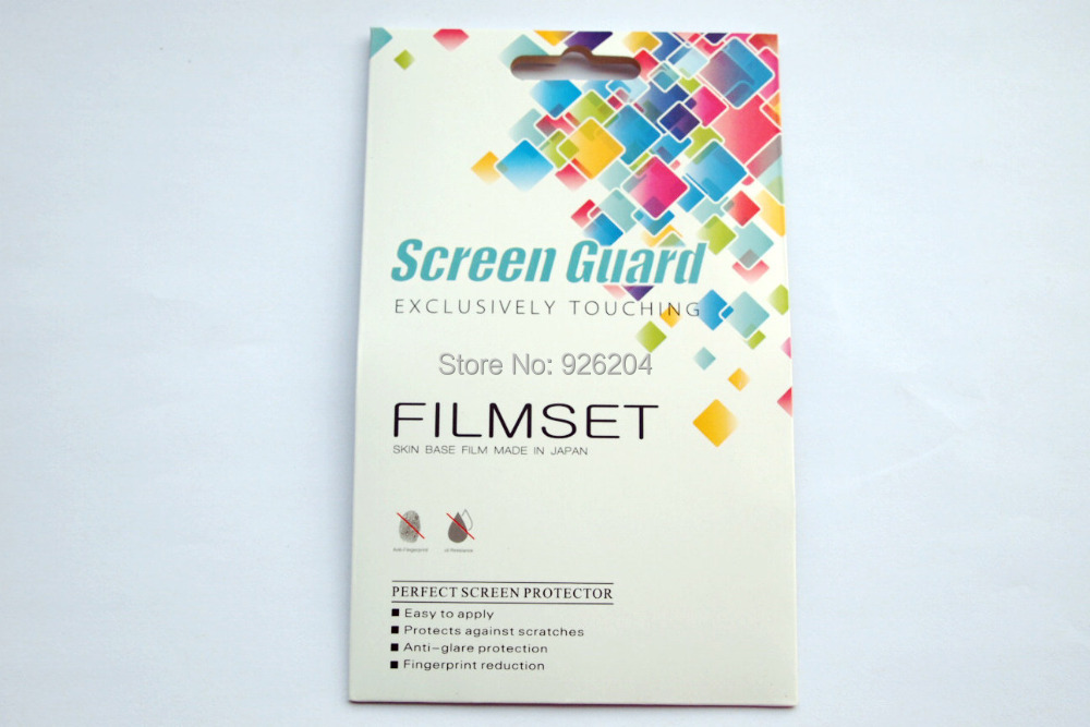 5* Clear New Screen Protector Films iNew V3 Smart Android cell phone tracking number - Westrock store