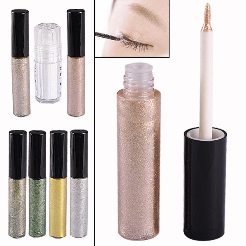eye shadow 7 colors eyeshadow shimmer glitter shining cosmetics makeup trendy EQA817(China (Mainland))