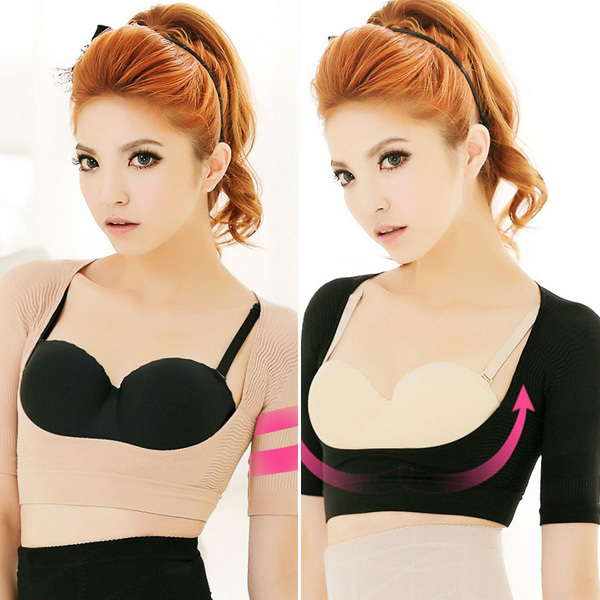 Hot Body Shapers Women Slimming Shapping Cami Tops Short Sleeve Bust Lifts Vest Shapewear Corsets Freeshipping 4PY - Online Store 133674 store