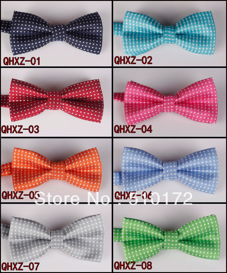 EMS 10 lowest price 2016 new arrived Upscale casual Jacquard bow tie kids boys bowties - Glory Christ store