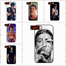 Buy Rocky Balboa Sylvester Stallone Cover case iphone 4 4s 5 5s 5c 6 6s plus samsung galaxy S3 S4 mini S5 S6 Note 2 3 4 DE0191 for $2.21 in AliExpress store