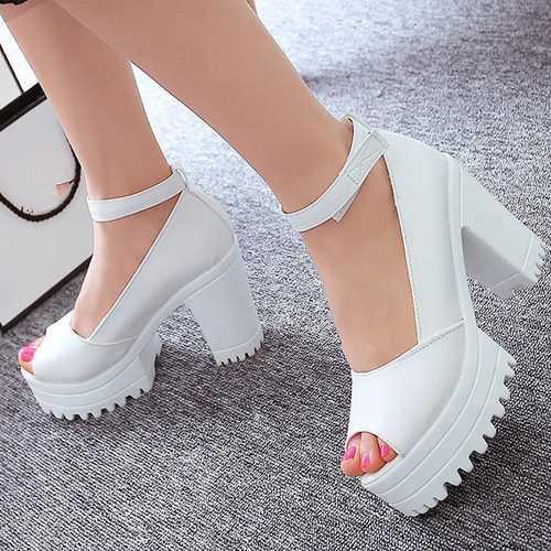 Cheap Open Toe Heels