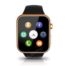 Smartwatch A9 Bluetooth Smart watch for Apple iPhone & Samsung Android Phone relogio inteligente reloj Smartphone Watch 2015 New