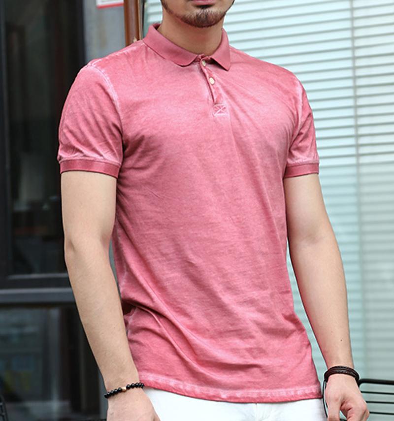 Brand New Men's Polo Shirt Man retro Short Sleeve shirt sports jerseys golf tennis All Sizes Slim Fit Cotton Very Saints Style(China (Mainland))