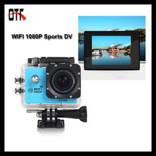 WIFI Version 1080P Full HD Waterproof Sports DV, 2.0 Inch Action Camera Car Dash Cam Video Recorder