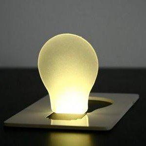 EMS/DHL Freeshipping Card led light,Pocket LED Card Light,LED light,Wallet light lamp with magnifying function(China (Mainland))