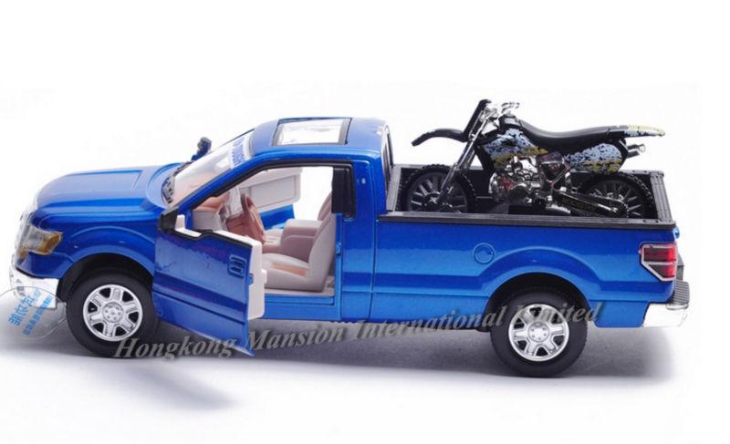New 132 Car Model For Ford F-150 Raptor (4)