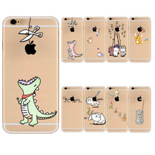 Buy 5 S Coque Fashion Colorful Phone Cases Phone 5 5S 5SE SE Cover Soft TPU Cat Capinha iPhone 5S Case Silicon Fundas Capa for $1.99 in AliExpress store