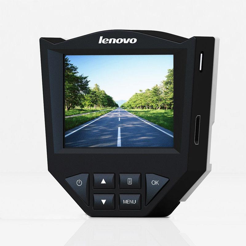 Lenovo V5 2.4 дюймов жк-дисплей ночного видения full HD автомобильный видеорегистратор 120 град. широкоугольный объектив камеры цифровой видеорегистратор g-сенсор