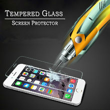 High Quality 0.26mm 9H Hard 2.5D Anti Shatter Tempered Glass Screen Protector Film For Apple Iphone 4 4S 5 5S 5C 5SE 6 6S Plus