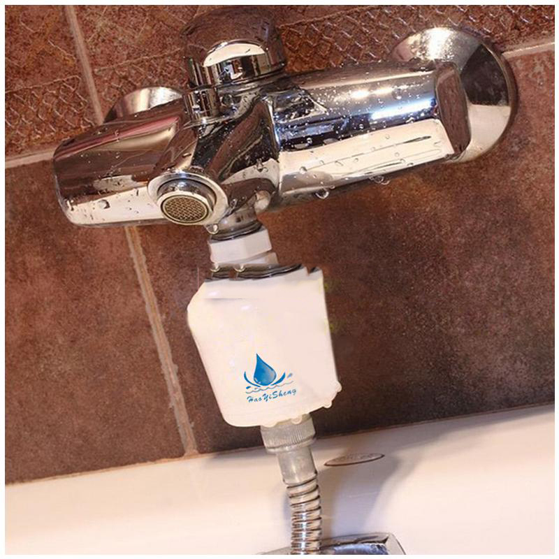 Dealmine Festival! Kitchen Water Tap Clean Softener Remove Home Shower Faucet Filter Purifier Head popular(China (Mainland))
