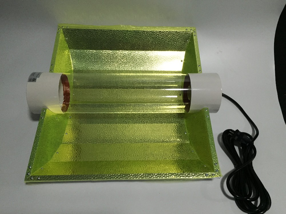 6in cool tube hood/ CE,UL,ETL authorized /air cooled Reflector/grow light reflector/air cooled hood for hydroponics