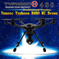 Yuneec Typhoon H professional version RC Drone Helicopter with realsence Camera HD 4K 3Aixs 360 Rotation