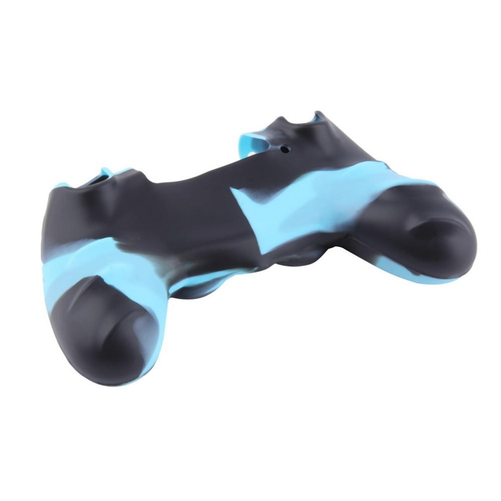 image for  Camouflage Soft Silicone Cover Case Protection Skin For SONY Playstat