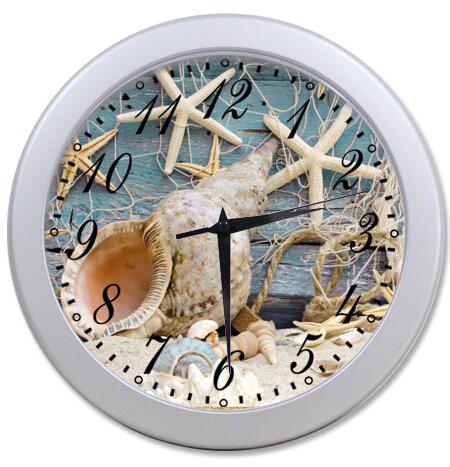 Seashell wall images for Seashell wall clock