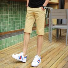 2018 pantalones casuales para hombre ropa de marca alta calidad Primavera Verano largo caqui Negro Azul pantalones elásticos masculinos talla grande 28-38(China)
