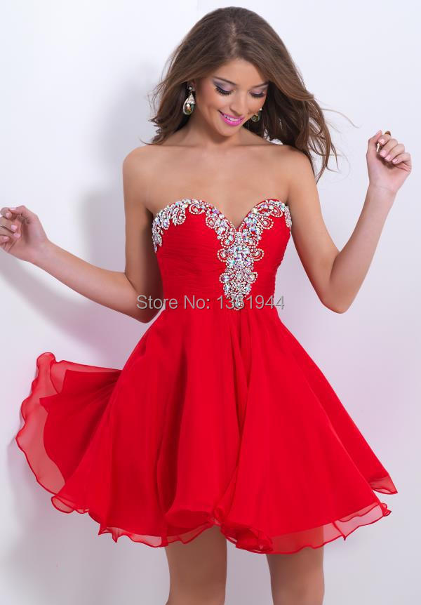 Red Short Homecoming Dresses Under 100 Prom Dresses 2018