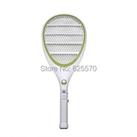 Large Teardrop-shaped Charge Anti-mosquito Shoot Fly Swatter Zapper(China (Mainland))