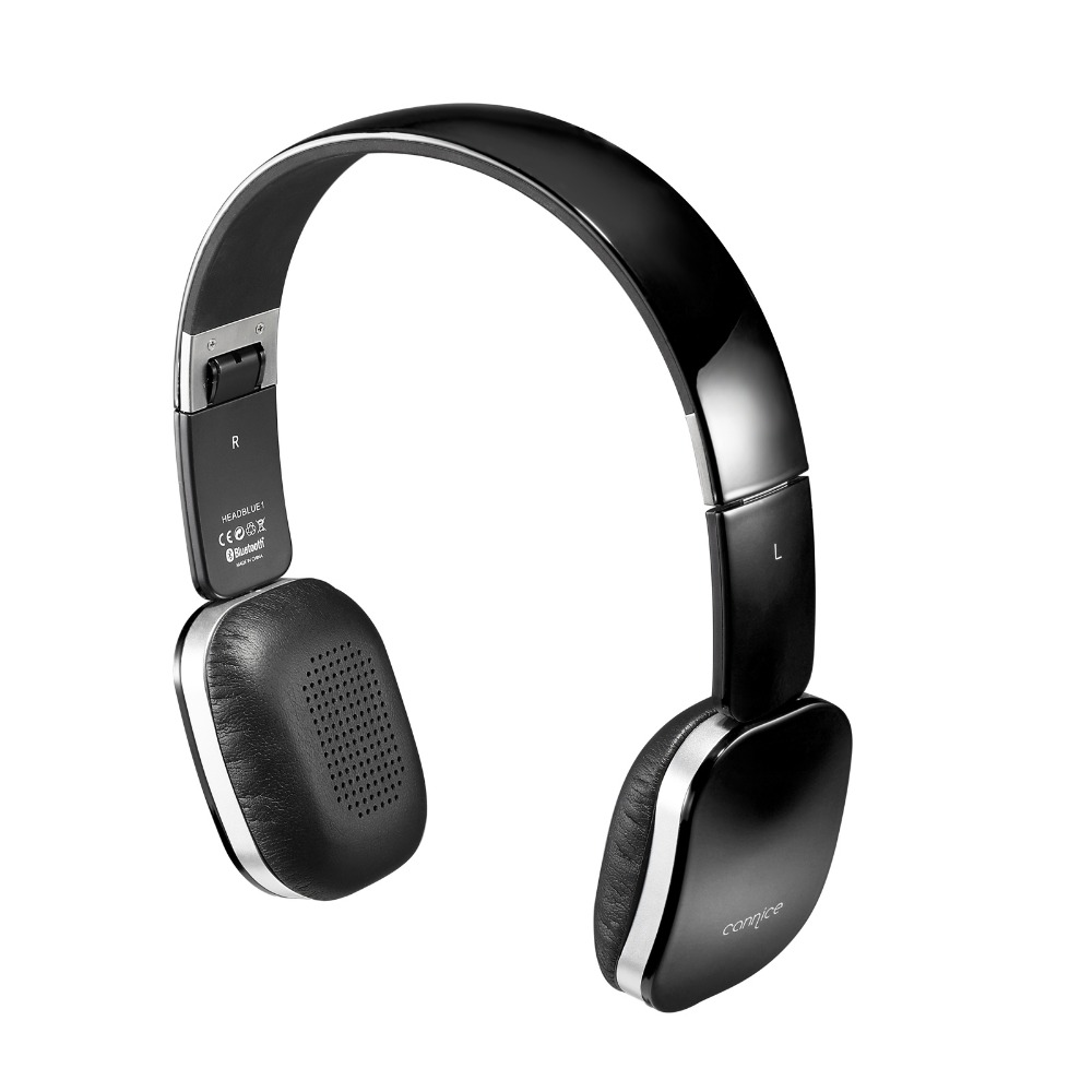 Cannice H1 Smart HIFI Wireless Headphone with Touch Control Bluetooth V4.0 Headset Headband Foldable Design iOS Power Display(China (Mainland))