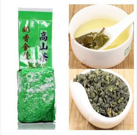 Promotion! Taiwan High Mountains Jin Xuan Milk Oolong Tea 250g, Strong Cream Flavor Frangrant Wulong Tea Reduce Weight Tea(China (Mainland))