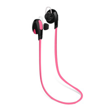 H7 Sports earphone ear buds bluetooth wireless stereo headset bluetooth4.0 noise cancelling hedphone