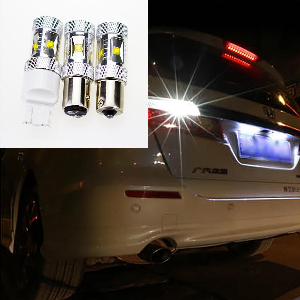 1piece CREE XBD 30W T20 7440/7443 1156 S25 P21W BA15S 1157 BAY15D LED Backup Light 12V 24V car Reversing bulb car lighting<br><br>Aliexpress