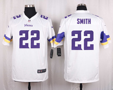 GAME Stitiched,Minnesota Vikings,Teddy Bridgewater Laquon Treadwell Harrison Smith Anthony Barr,customizable for mens(China (Mainland))