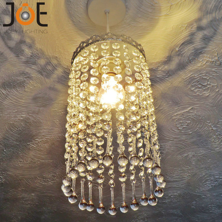 New arrival Crystal chandelier Icicle Droplets Light fixtures Vintage Antique Style Home art Decor lamp for kitchen bedroom 9141(China (Mainland))